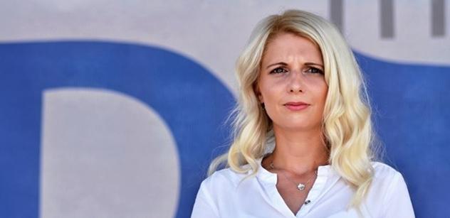 Šafránková (SPD): Jsme proti - hnutí SPD jasně odmítá přijetí euro