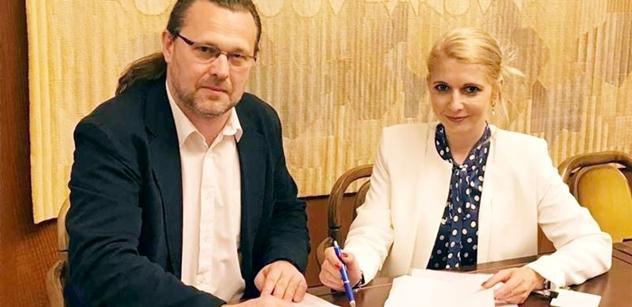 """Šafránková, Doležal (SPD): Máme recepty, jak pomoci """"živnostníkům-samoživitelům"""""""