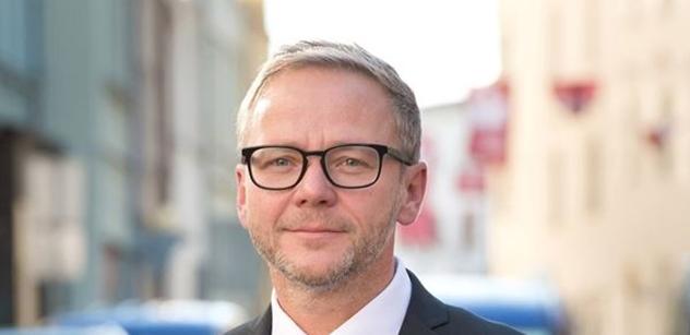 Hejtman Schrek: Pro příští rok potřebuje kraj 1,3 miliardy korun na plošné financování sociálních služeb