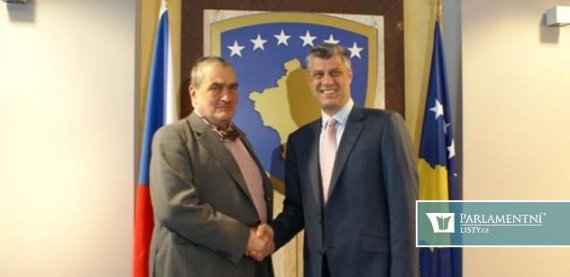 """Petr Brandtner: Albánská tragédie a kosovské """"uznání"""" znovu na stole"""