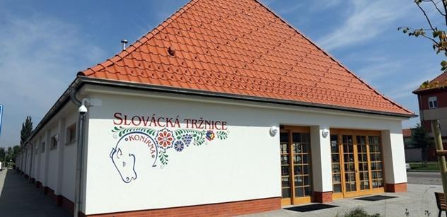 SYNOT: Slovácká tržnice Konírna: to nejlepší z regionu