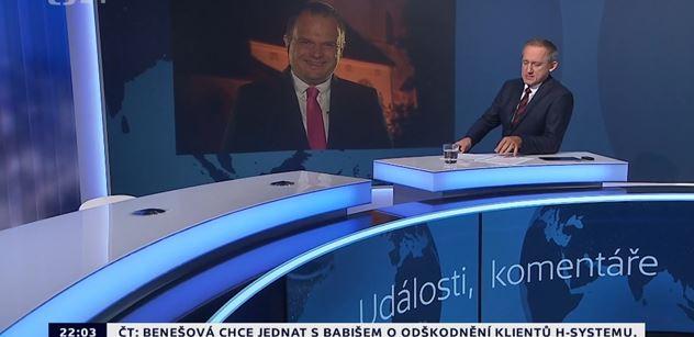 "Předčasné volby! Nepolezu do zadku! Šmarda to ""položil"" a po show ČT oznámil rozhodnutí"