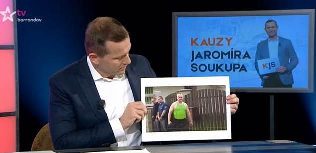Jaromír Soukup se vysmál Jiřímu Kajínkovi