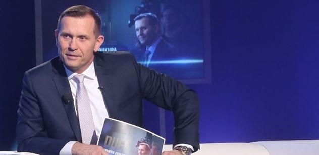 Prezidentský speciál Jaromíra Soukupa dnes večer na TV Barrandov