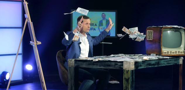 Už během vysílání show, kde Soukup drtil ČT, na Kavčích horách žhavili dráty. Je to velmi zajímavé