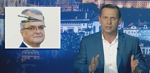 """Opilý Kalousek smrdí už v poledne. Jaromír Soukup drtil """"vydloubnutou"""" TOP 09"""