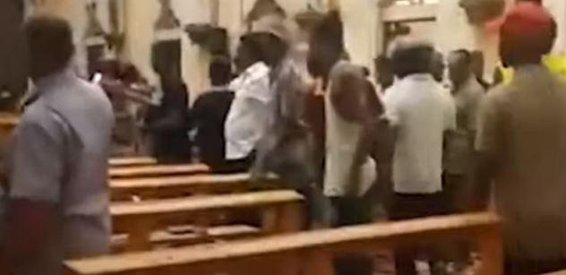 Srí Lanka: Islámský stát oslavuje útoky. Důkazy, informace, závěry