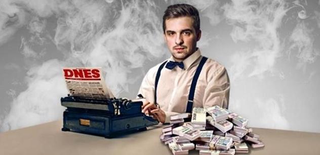 Jan Fulín: Za čí peníze lže Srnka jako když tiskne?
