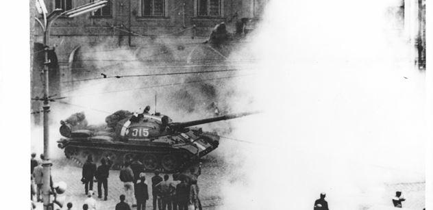 Slovensko si připomene výročí vojenské invaze z roku 1968