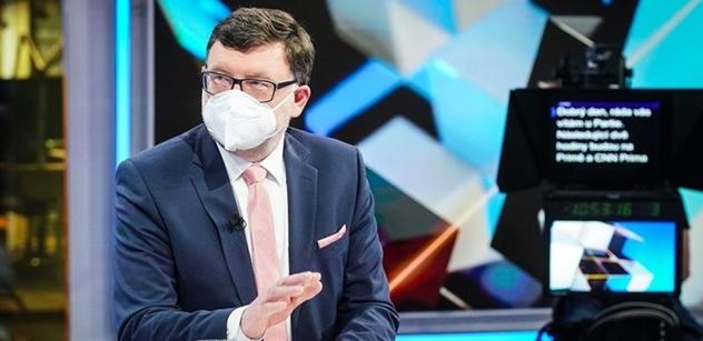 """""""Havlíček je proruský politik... A kam jsou namířeny ruské jaderné hlavice?!"""" Stanjura vypouštěl hněv v Partii. A ministr vypěnil"""