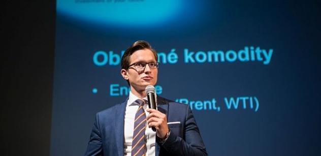 Štěpán Křeček: Míra zadlužení veřejného sektoru je nejnižší od propuknutí krize