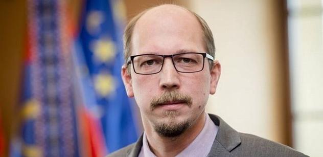 Hejtman Štěpán: Náš kraj je lídrem ve využívání technologií
