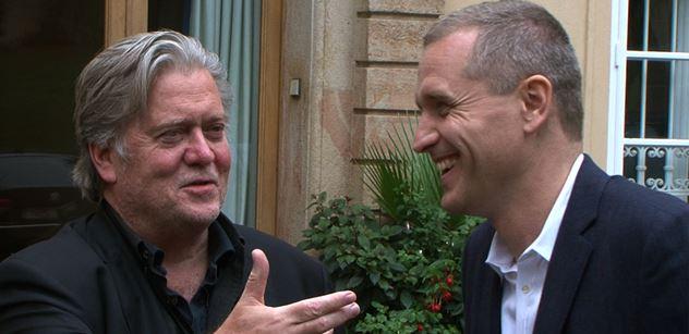"""To bude záchrana Evropy. Zemanův včerejší návštěvník zvaný """"anti-Soros"""" budí rozruch na Západě. Aktuální informace"""