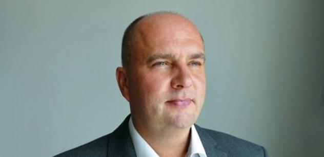 Vyznamenaný Jaroslav Strnad se hlásí ke značce MADE IN CZECHOSLOVAKIA