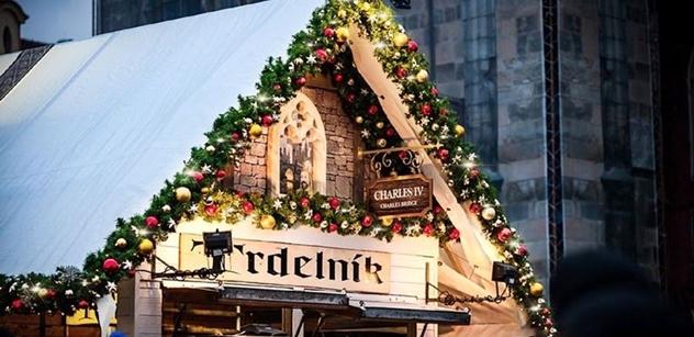 Pražská společnost S.O.S. – Dekorace zvítězila v mezinárodních anketách o nejlepší výzdobu vánočních trhů