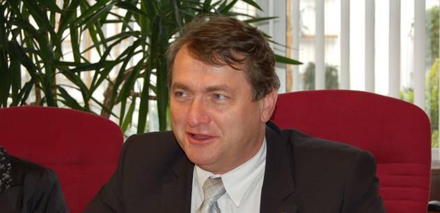 Bývalý hejtman Ústeckého kraje za ODS Šulc dostal od soudu podmínku