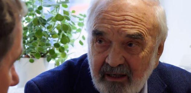 Zdeněk Svěrák vynadal národu. Babiš, Putin, ČT! A vyslovil výhrůžku