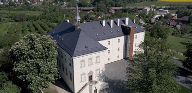 Zámek Svijany získal ocenění Památka roku 2016 Libereckého kraje