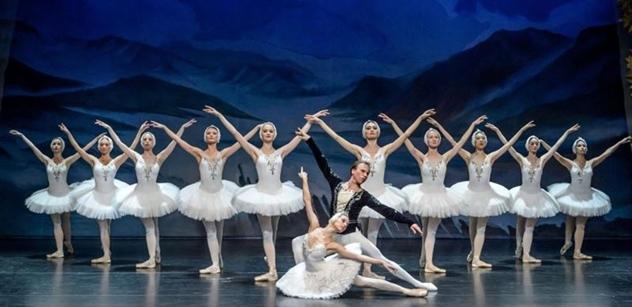 Baletní soubor Royal Moscow Ballet opět zavítá do Prahy, Brna a Ostravy