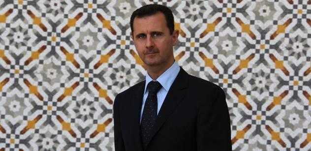 Žádná solidarita a slzy. Přečtěte si, co Francii vzkázal prezident Sýrie