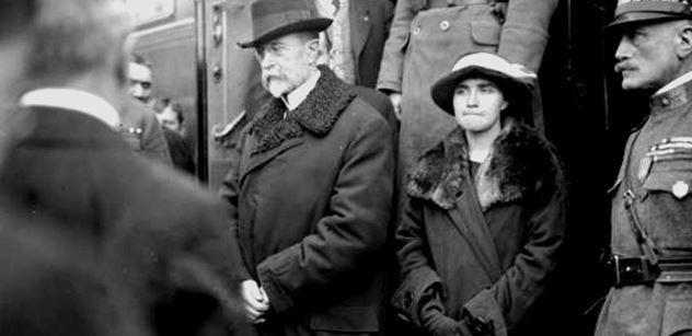 Když přijel tatíček Masaryk do republiky, to bylo slávy! Historický publicista Zdeněk Čech nám popsal, co všechno se odehrávalo