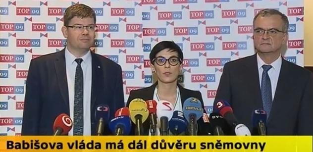 TOP 09 má nové vedení. Předsedkyní byla zvolena Markéta Pekarová Adamová
