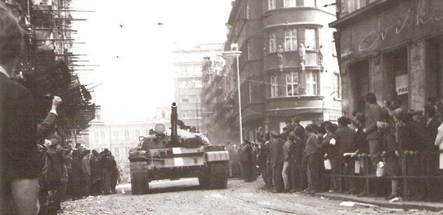 Komunisté připravili v roce 1968 velmi radostné chvíle, míní historička