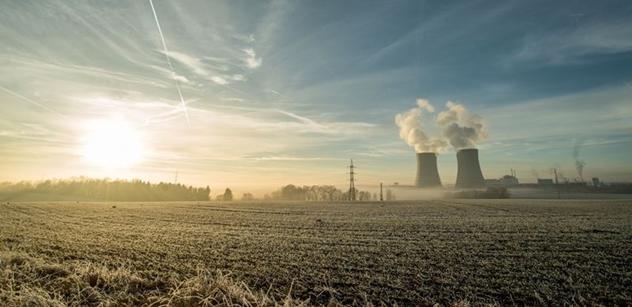 JE Temelín: Probíhá kontrola tlakové nádoby reaktoru