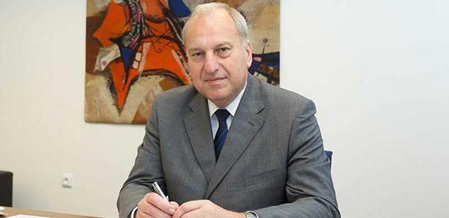 Tošenovský (ODS): Parlament přestřelil, požaduje 40% snížení emisí