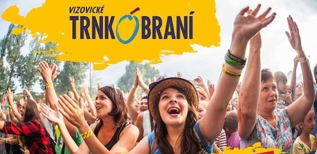 Festival Trnkobraní otevře brány již v pátek a sobotu, letos s Jarkem Nohavicou, Arakainem a Lucií Bílou, Mig 21 a dalšími interprety