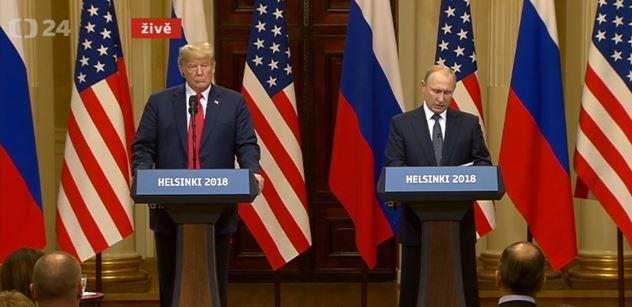 """A jsou na nás Rusové zvědaví? Tereza Spencerová popsala """"srandu"""" vztahů s Ruskem a tajnosti USA"""