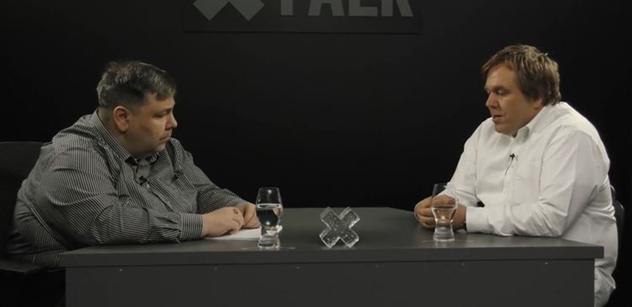 Tučné sousto: Novinář, kterého nahráli spolu s Babišem, promluvil o Slonkové či Chovancovi