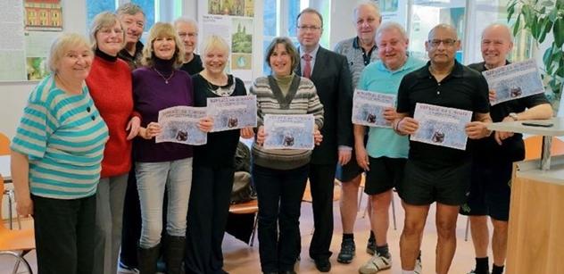 Praha 5: Seniorský turnaj ve stolním tenisu v Komunitním centru Prádelna letos již popáté
