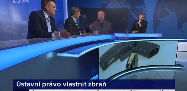 Ajaj. Jiřího Dienstbiera se v ČT ptali na to, co neslyšel rád. Takto to dopadlo