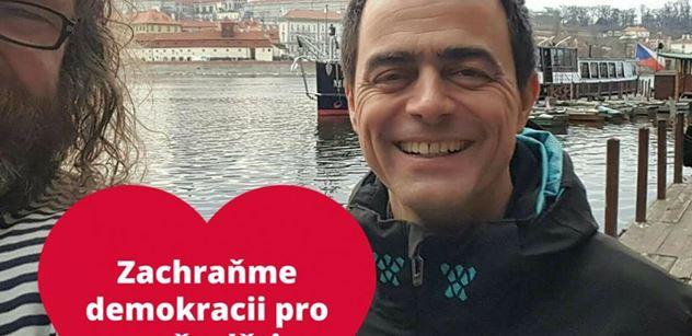 Zemane, třes se: Prezident bude odvolán. A já možná jdu do nového boje o Hrad, vyhlásil český aktivista
