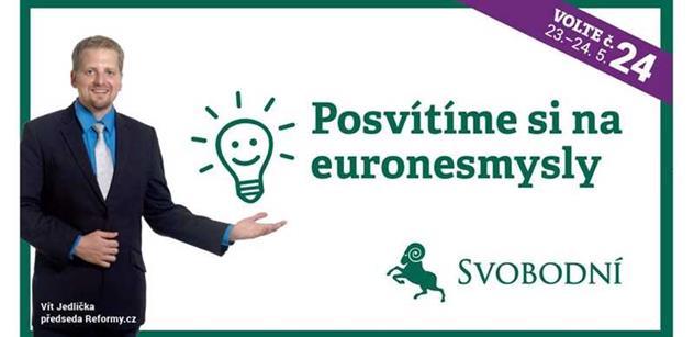 Pravicový kandidát promluvil: Lži Schwarzenberga, drzost ODS, podivný Keller a EU