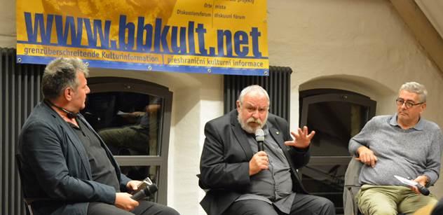 Šonka si na debatě notoval s německými novináři: Zeman ve stopách Goebbelse, odporný Babiš, strašný Okamura. Zbláznili se ti Češi?