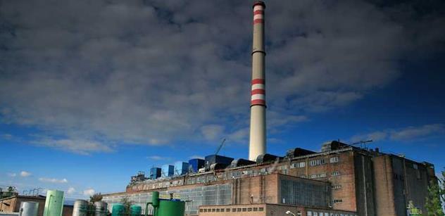 Spolek Litvínov patří občanům se zajímal o projekt spalovny