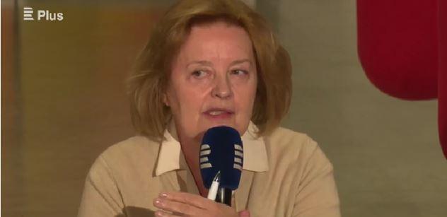 Martha Issová: Společnost je nedospělá, Merkelová je lídr. Magda Vášáryová v šoku: Chtějí Orbána! Ti otravní lidé, co viní druhé z neúspěchu
