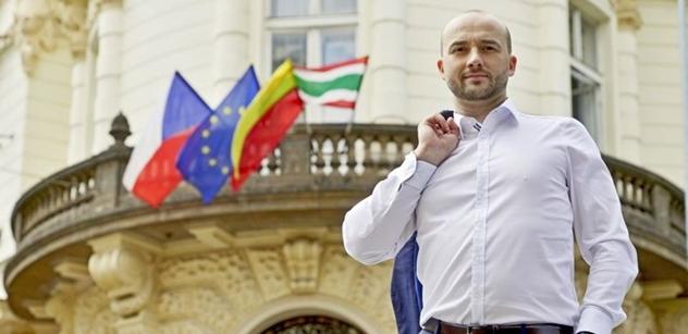Sociální bydlení není pro nepřizpůsobivé, říká kandidát na starostu Prahy 3 Petr Venhoda