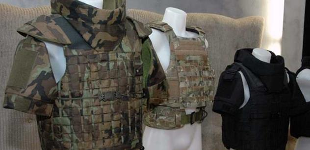Vaše Věc: Skandál s nákupem neprůstřelných vest nebere konce