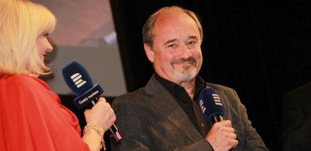 Český rozhlas: Herec Viktor Preiss se stal Šarmantní osobností roku 2017