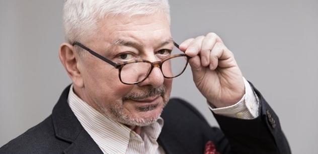 """""""Tupé hlavy z Bruselu!"""" Vladimír Železný se ozval. A co řekl o ČT, tam budou ještě dlouho vydýchávat"""