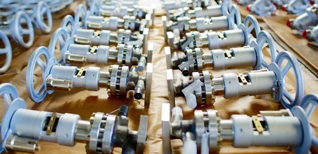 Rosatom: Dodávky pro technologii VVER směřují z České republiky do celého světa