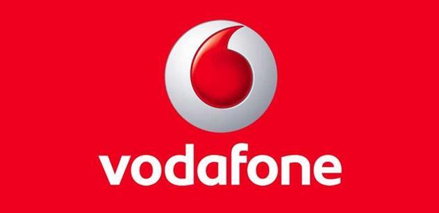 Vodafone: 2. místo v soutěži Mobilní aplikace roku