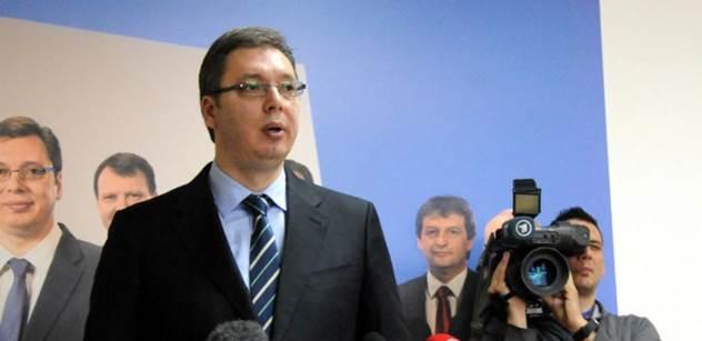 Srbský premiér: Ať Němci sníží dávky uprchlíkům, hned jich ubyde. Dostávají víc, než je u nás průměrný plat