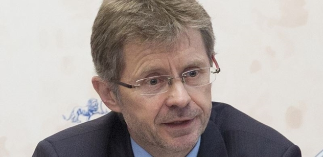 Vystrčil (ODS): Problém číslo jedna - chybí legalita, přiměřenost a transparentnost