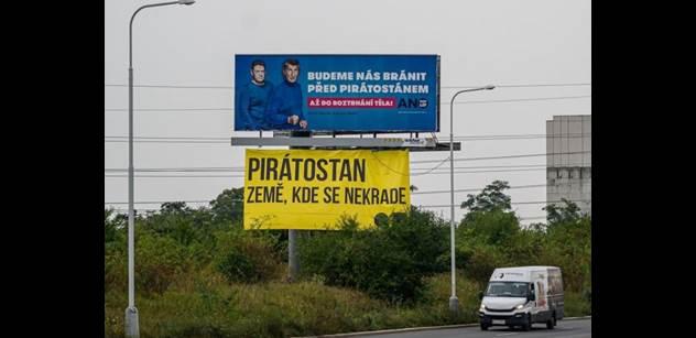 Piráti dostali vlastní medicínu: Zkusili černou kampaň, šíří se o nich pravda