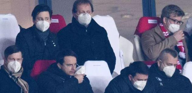 Ředitel ČT Dvořák: Na fotbal jako na Českého lva, je to moje práce