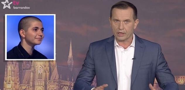 Pavel Novotný? Kreténe, blbe, vmetl Jaromír Soukup také Luboši Rosímu z ČT. A pak padla šokující informace